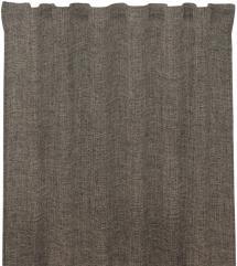 Gardin med multibånd Midnight 240 cm - Dark Grey 1-pak