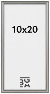 Frigg ramme Sølv 10x20 cm