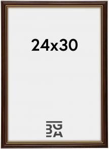 Classic Billedramme Valnød 24x30 cm