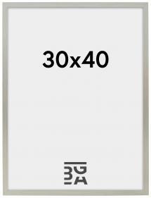 Edsbyn Sølv 30x40 cm