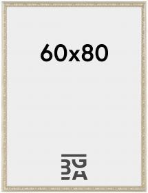 Nostalgia Sølv 60x80 cm