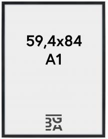 Ramme Stilren Sort 59,4x84 cm (A1)