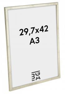 Ramme Galant Akrylglas Sølv 29,7x42 cm (A3)