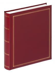 Monza Album Memo rød - 200 Billeder i 13x18 cm
