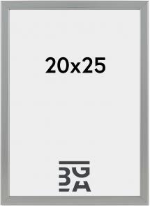 Slim Mat antirefleksglas Sølv 20x25 cm