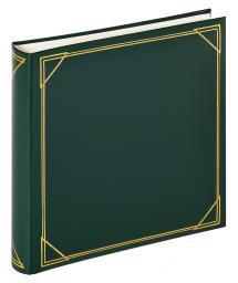 Kvadrat Grøn - 30x30 cm (100 Hvide sider / 50 blade)