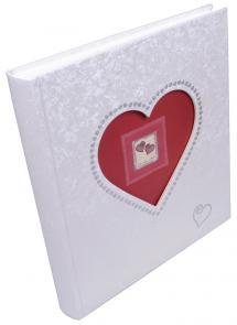 Forever Album - 29x32 cm (60 Hvide sider / 30 blade)