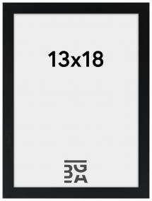 Ramme Edsbyn Sort 13x18 cm