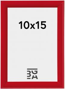 Trendstyle Fotoramme rød 10x15 cm