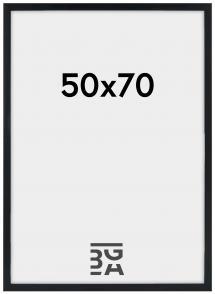 Stilren Plexiglas Sort 50x70 cm