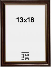 Classic Billedramme Valnød 13x18 cm