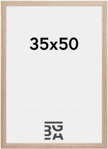 Ramme Stilren Akrylglas Eg 35x50 cm
