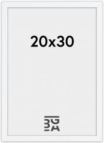 Ramme Galant Akrylglas Hvid 20x30 cm
