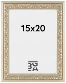 Nostalgia ramme Sølv 15x20 cm
