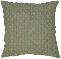 Pudebetræk Boble - Grøn 50x50 cm