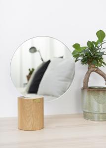 Bordspejl Round