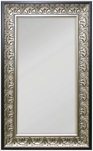 Spejl Wismar Sølv 40x80 cm