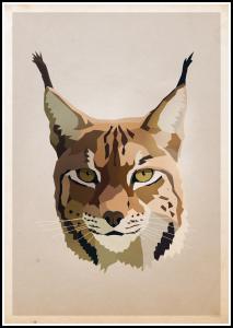 Lynx Plakat