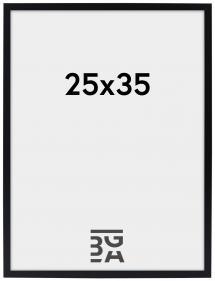 Edsbyn Sort 25x35 cm