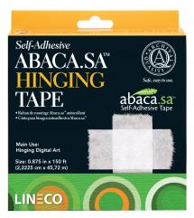 Lineco Abaca.sa Hinging Tape