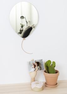 Spejl EO Balloon Small 28x36 cm