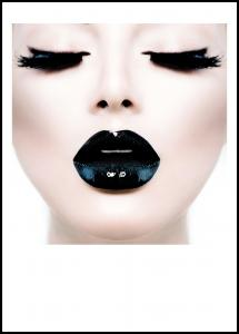 Glossy Lips Plakat