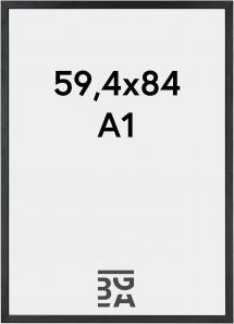 Black Wood 59,4x84 cm (A1)