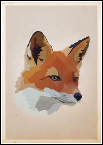 Fox Plakat