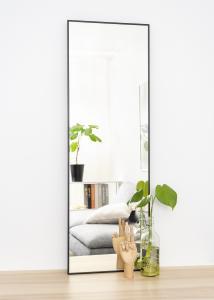 Spejl Narrow Sort 40x120 cm