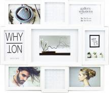 Gallery Solutions White - 9 Bilder