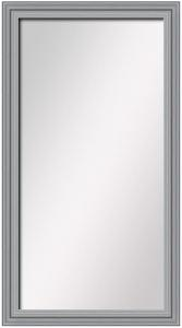 Spejl Alice Sølv 40x80 cm