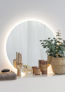 KAILA Spejl LED 60 cm Ø