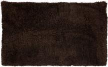 Bademåtte Zero - Barkbrun 60x60 cm