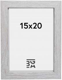 Elegant Box Fotoramme Grå 15x20 cm