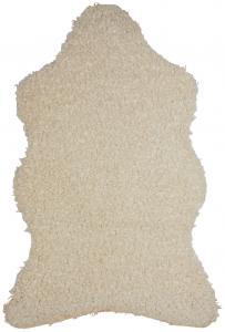 Skind Ludde - Offwhite 60x110 cm