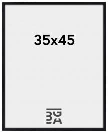 Edsbyn Sort 35x45 cm