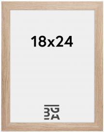 Ramme Stilren Akrylglas Eg 18x24 cm