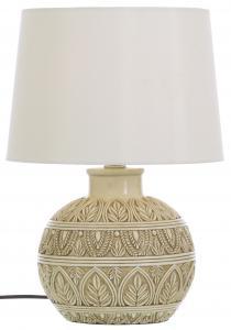 Bordlampe Romeo Lille - Lysebrun