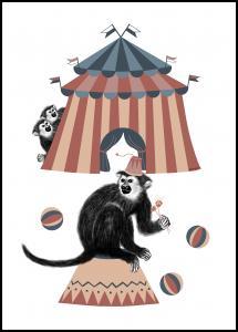 Circus Plakat