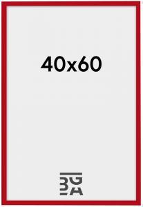 New Lifestyle Rød 40x60 cm