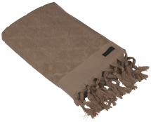 Handklæde Miah - Nougat 70x140 cm