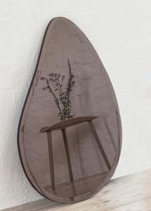 Spejl Prestige Drop Dark Bronze 65x90 cm