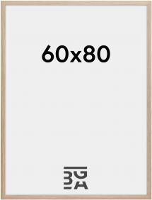 Ramme Stilren Eg 60x80 cm