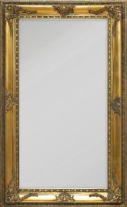 Spejl Palermo Guld 66x126 cm