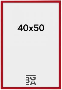 New Lifestyle Rød 40x50 cm