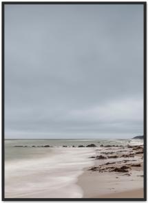 Tisvildeleje strand Plakat