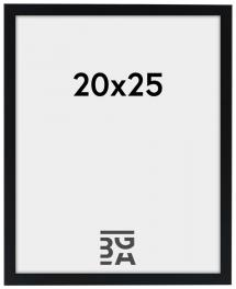 Edsbyn Sort 20x25 cm