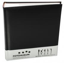 Estancia Album Sort - 100 Billeder i 11x15 cm