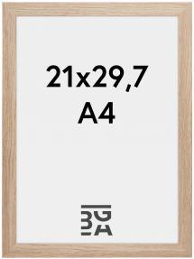 Ramme Stilren Akrylglas Eg 21x29,7 cm (A4)