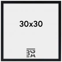 Ramme Edsbyn Akrylglas Sort 30x30 cm